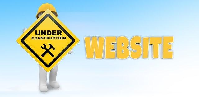 creare sito wds 5