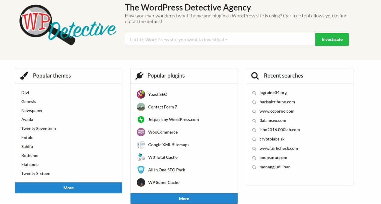 wpdetective