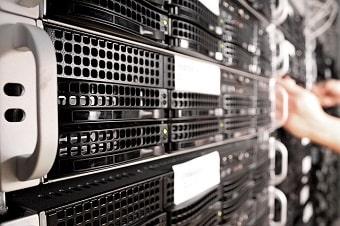 server scegli host