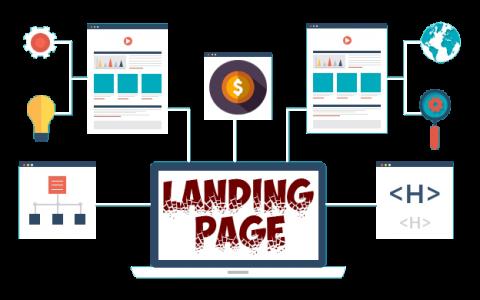 a cosa serve una landing page