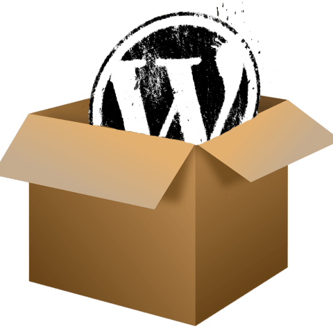 casa e wordpress